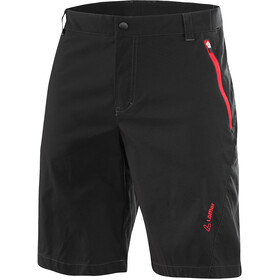 Löffler Comfort CSL Short de cyclisme Homme, black/red